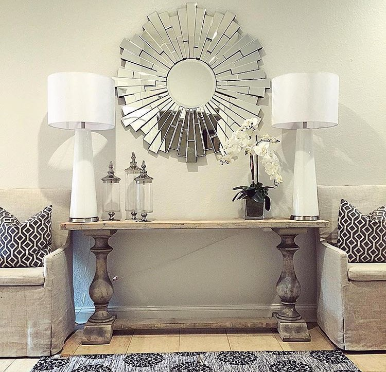 Mirrored Hello Furniture