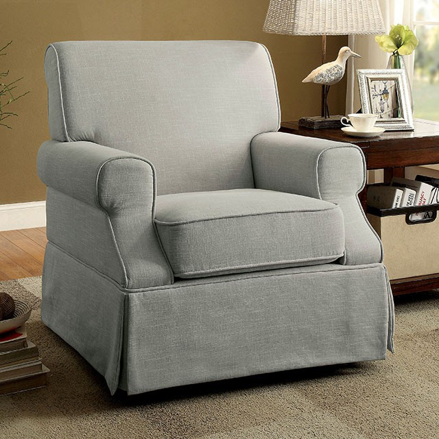 Leela Swivel Glider Amp Rocker Chair