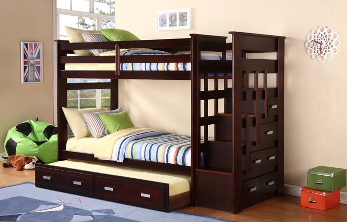 10170 Twintwin Bunk Bed